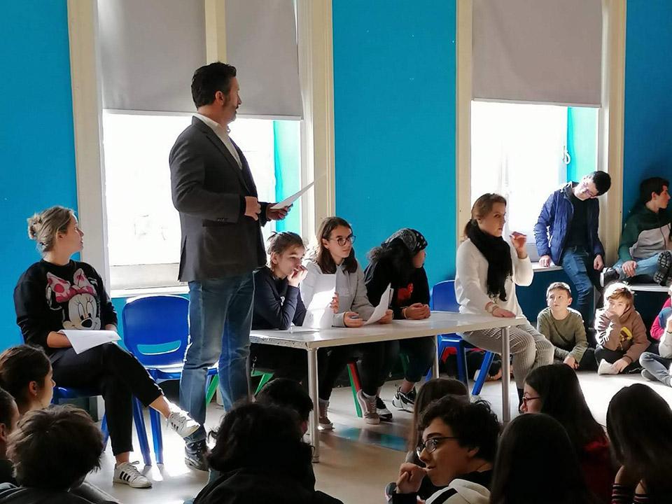 Assembleias de Escola